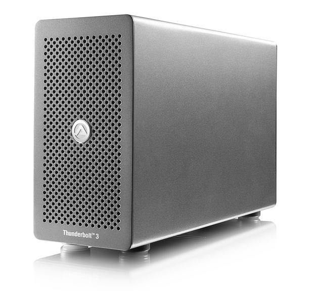 Akitio Thunder3 PCIe Expansion Chassis