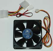 VAN8025 - Vantec 80MM Replacement Case Fan